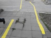 Велосипедна алея - НДК - 08.04.2009