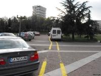 Велосипедна алея - НДК - 16.04.2009