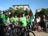 Велошествие - Варна - 26.04.2009